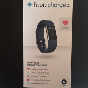FitBit Charge 2 with 3 bands!
